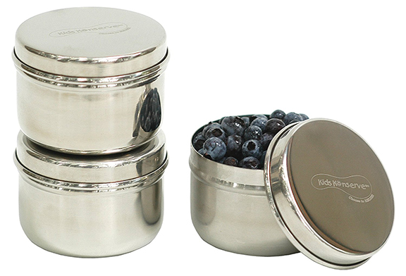 blueberry container.