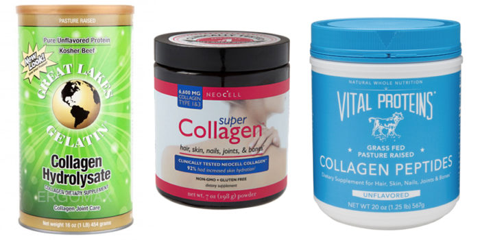 good Collagen powders
