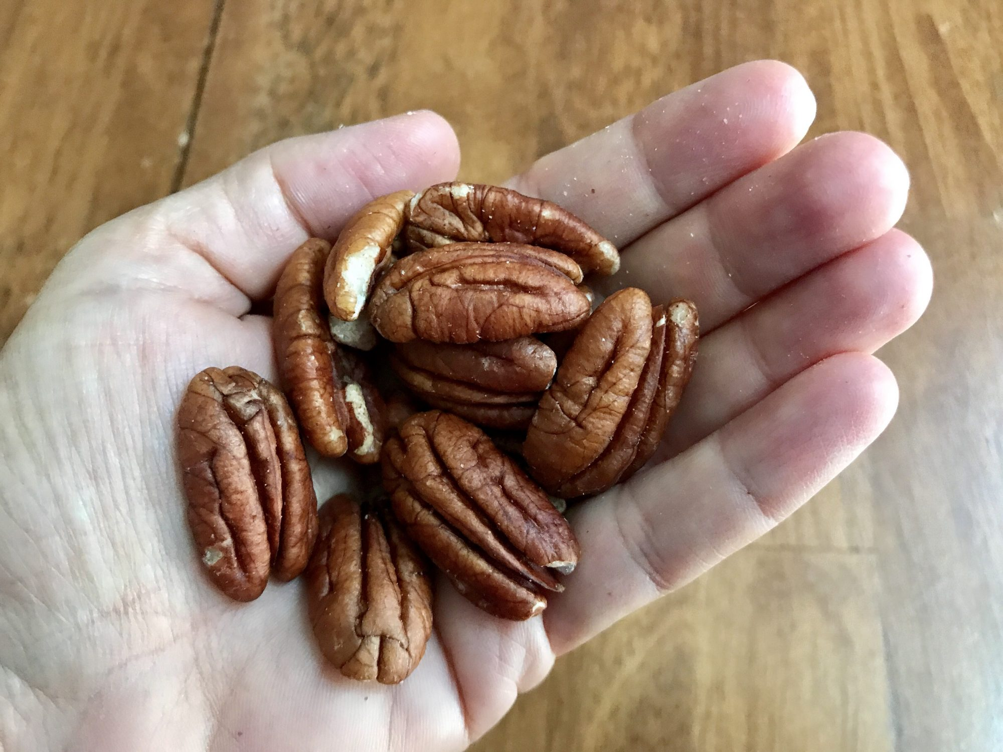 pecans for smoothie