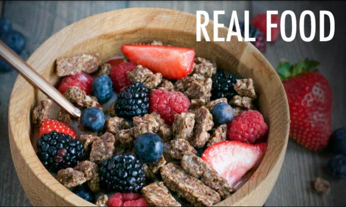 Real food granola