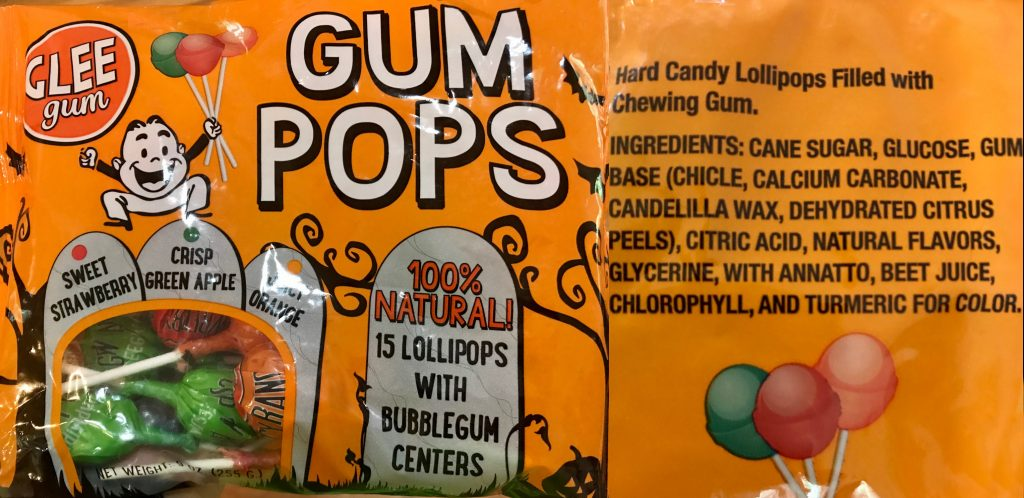 Natural Gum Drops