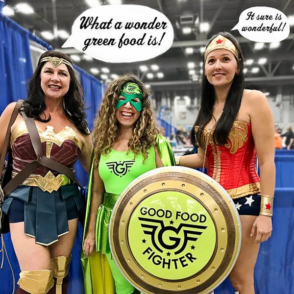 Superheros Unite!