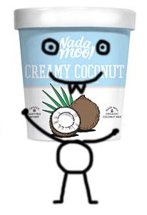 NadaMoo Non Dairy Ice Cream