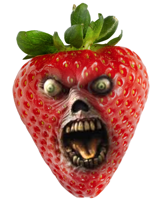 Beware of Strawberries