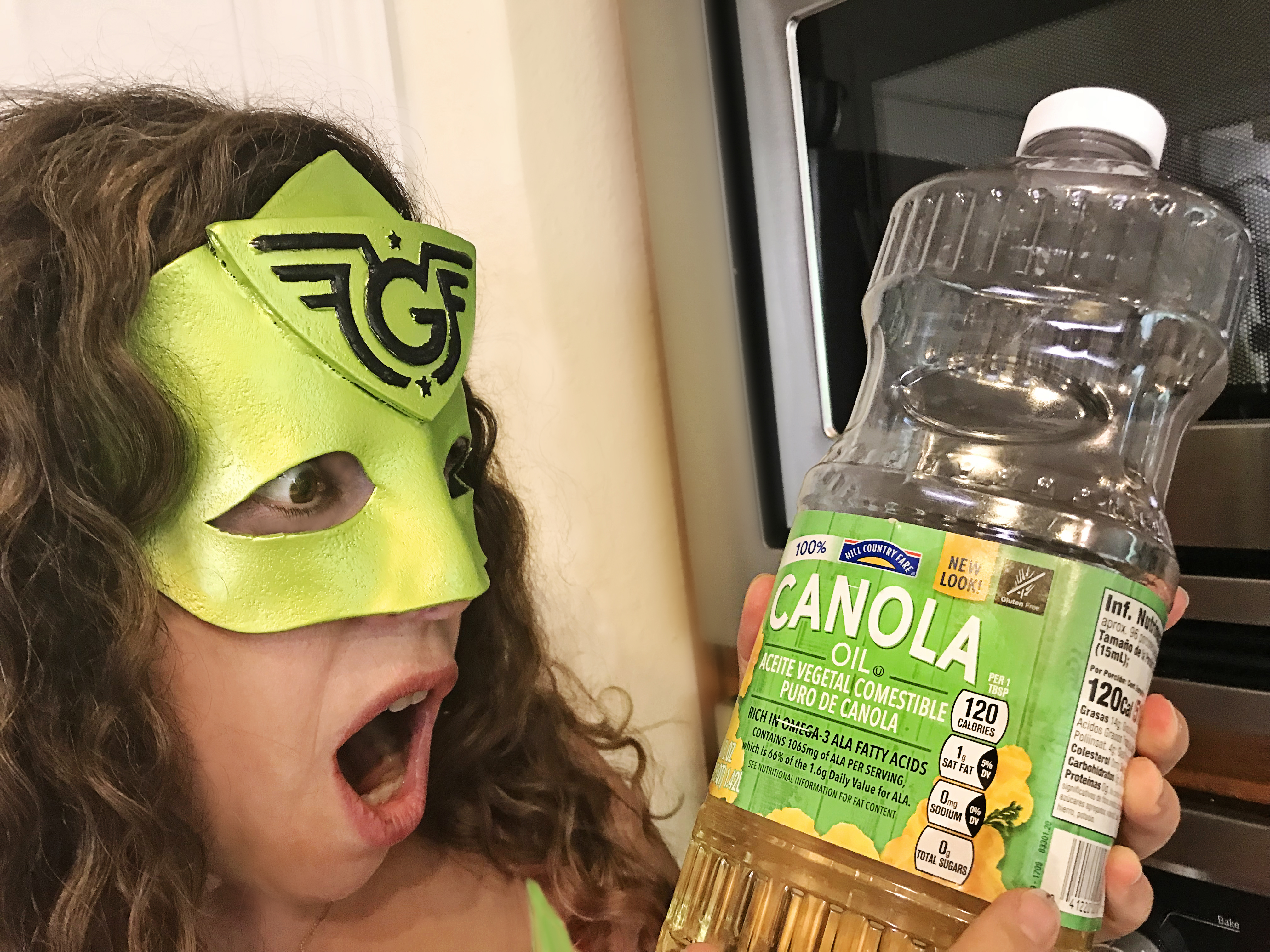 Cooking with Garbage Oil? (Want to know my favorite brands?)