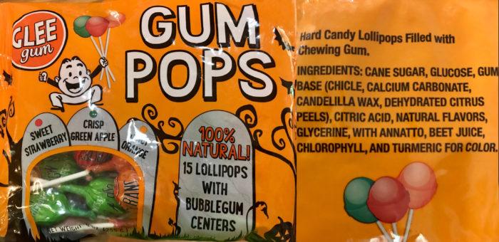 Natural Gum Drops