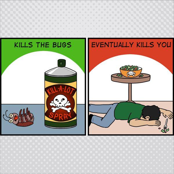Poison Pesticides