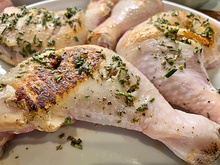chicken squash surprise