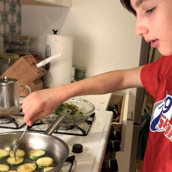 If my kid makes vegetables, your kid can, too!