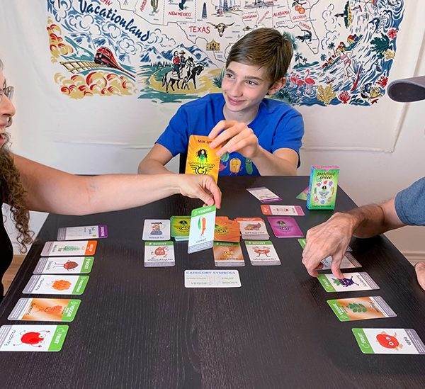 O Happy Spring—let the fun begin! ...with a new family game and Easter gift!