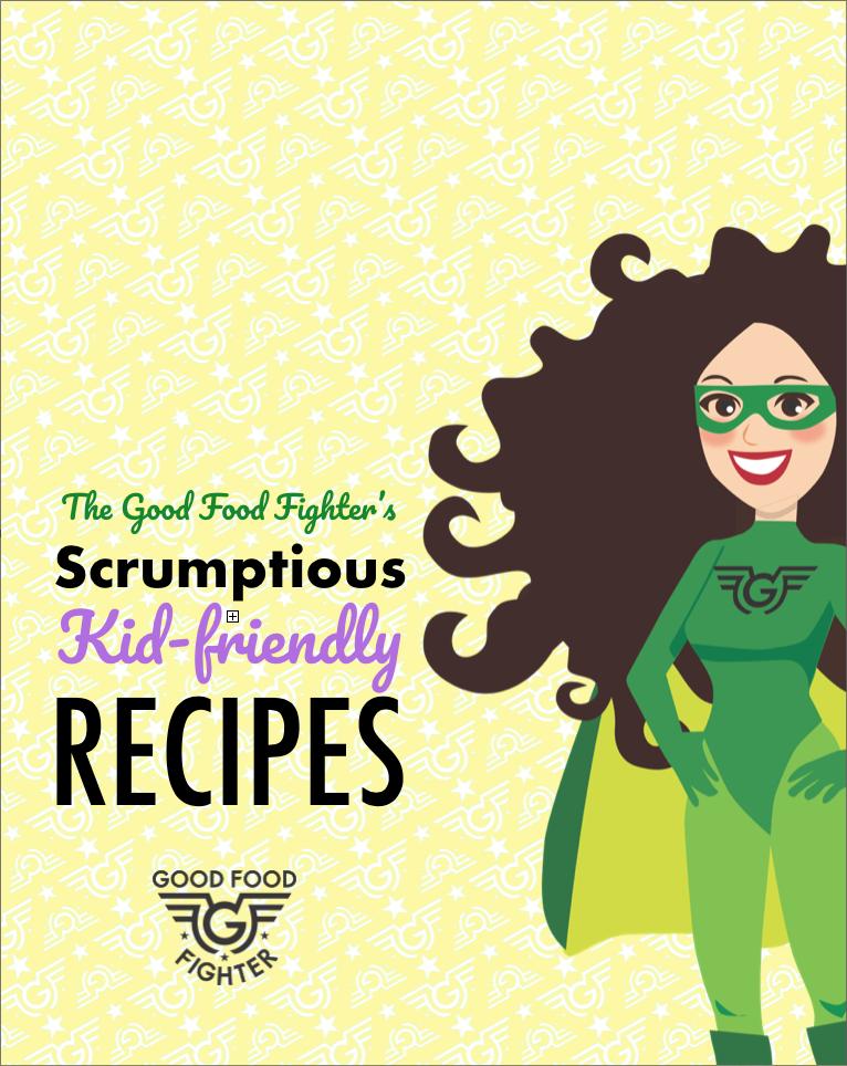 healthy tasty GFF recipes