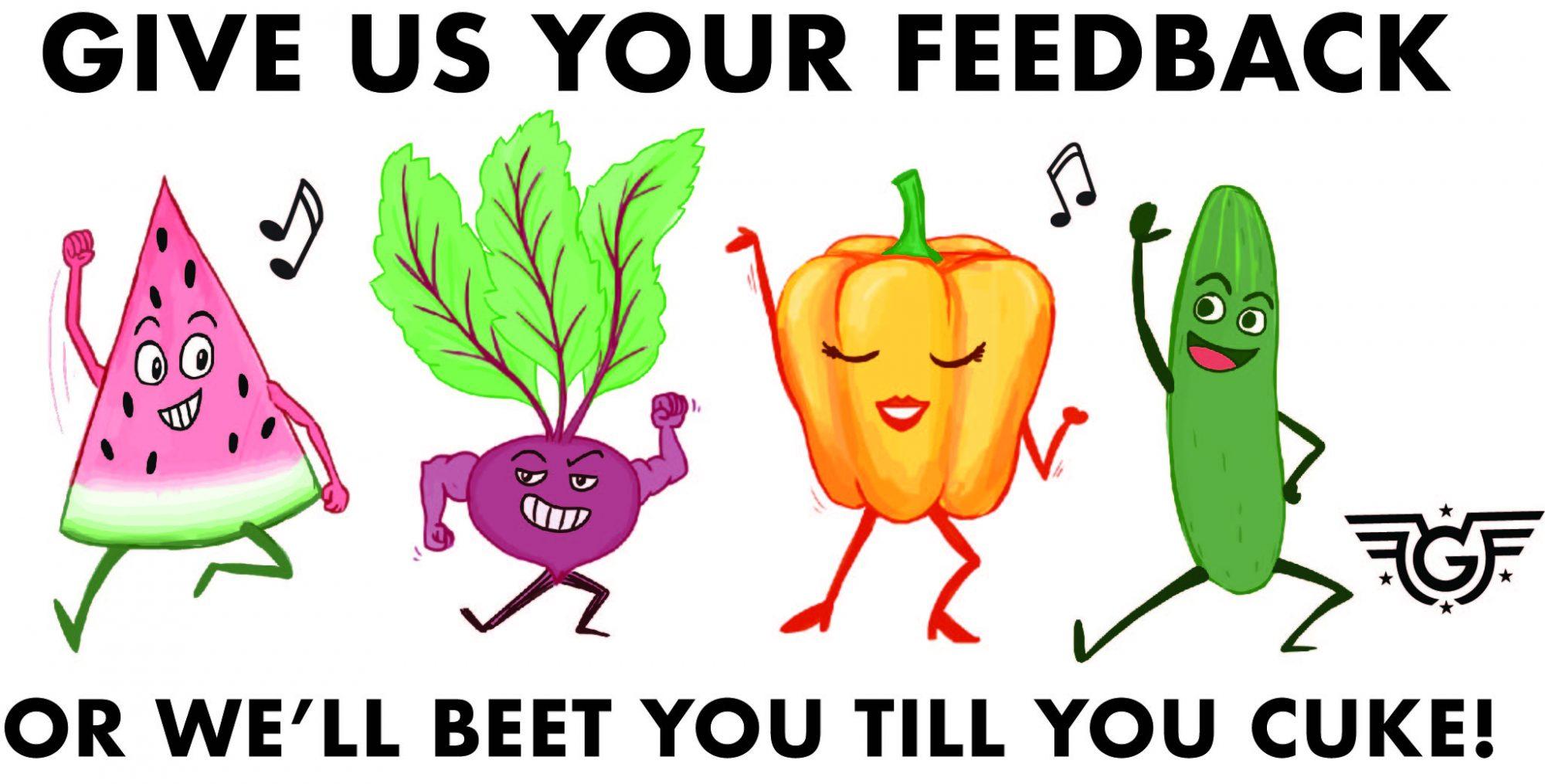 Good Food fighter survey