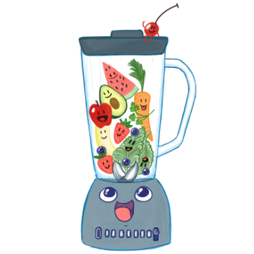 10 Reasons to get your Kids to Drink Smoothies And here's how to do it!